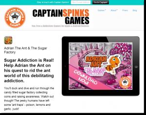 Spinks Website