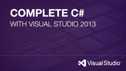 An 19 Hour C# Course With Microsoft Visual Studio 2013