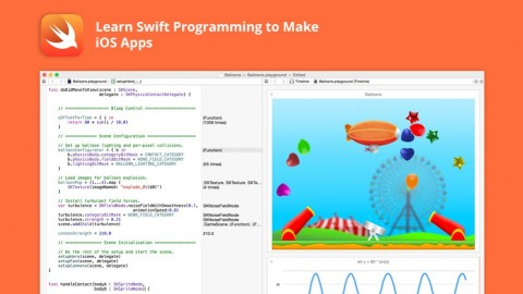 Learn Swift Programming to Make iOS Apps