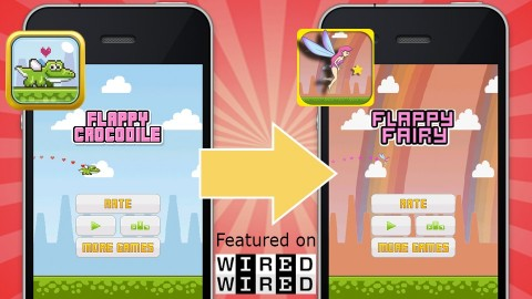 Publish Your Flappy Bird Clone iPhone Game, EZ & No Coding