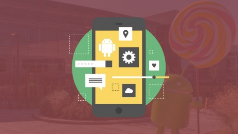 The Complete Android Lollipop Development Course-Build Apps