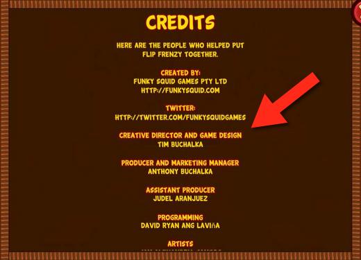 flip-frenzy-game-credits