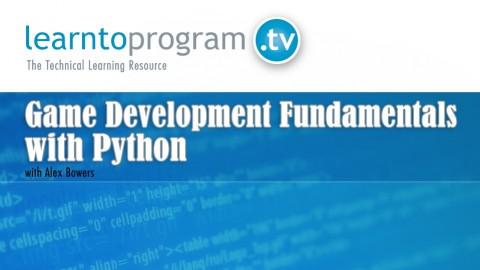Game Development Fundamentals with Python