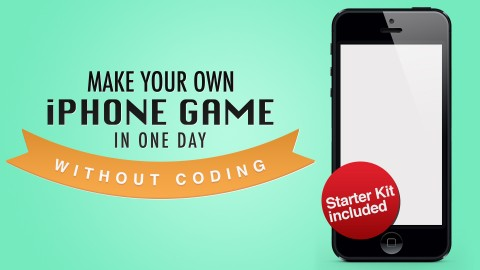 Make Your Own iPhone Game in One Day Without Coding - iOS 7
